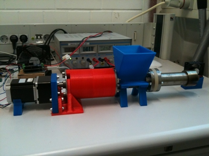 DYI Filament Extruder