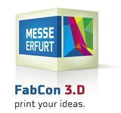 FabCon 3.D Logo