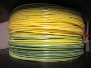Multicolor spool