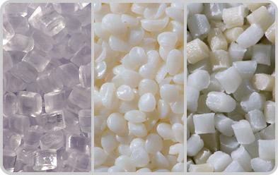 Resin pellets