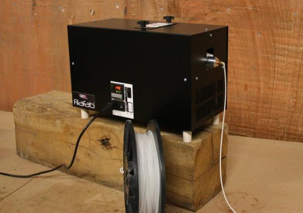 FilaFab Filament extruder
