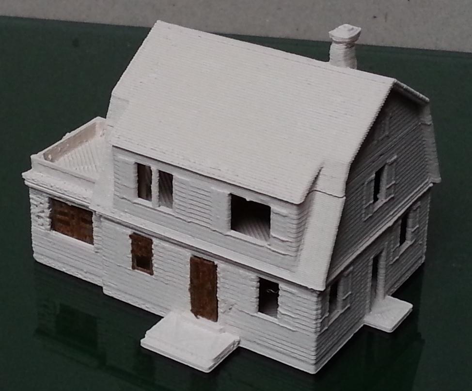 Laybrick House01 - C John W