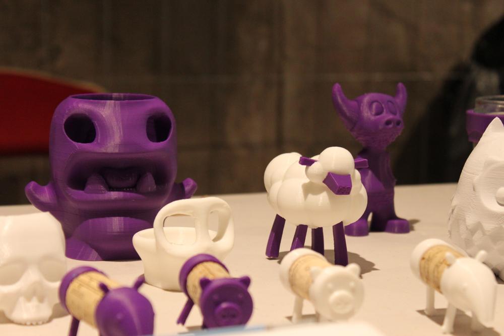 Cults - 3D Prints