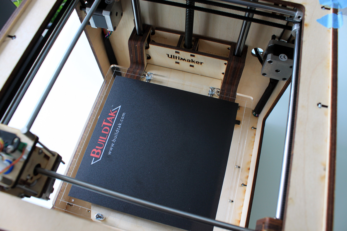 how to 3d print with buildtak