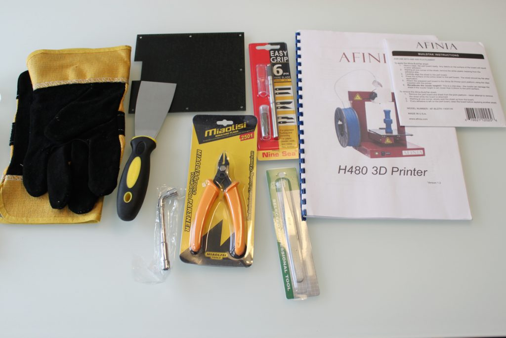 Afinia H480 accessories