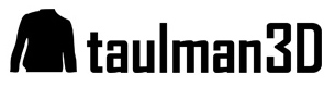 Taulman 3D Logo