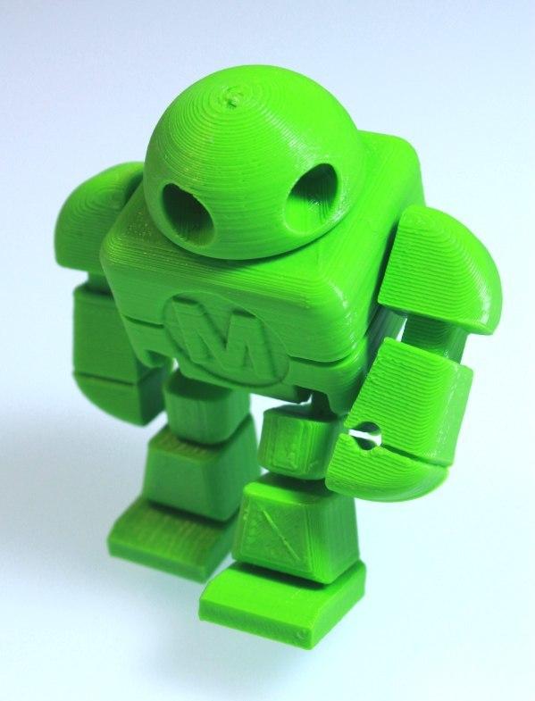 LulzBot Mini - Maki Bot