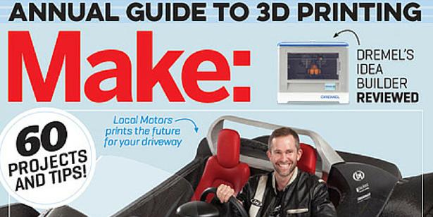 Make Magazine 2015