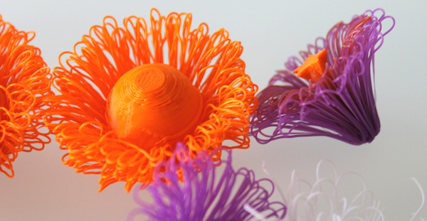 3D Print of the Month - May 2014