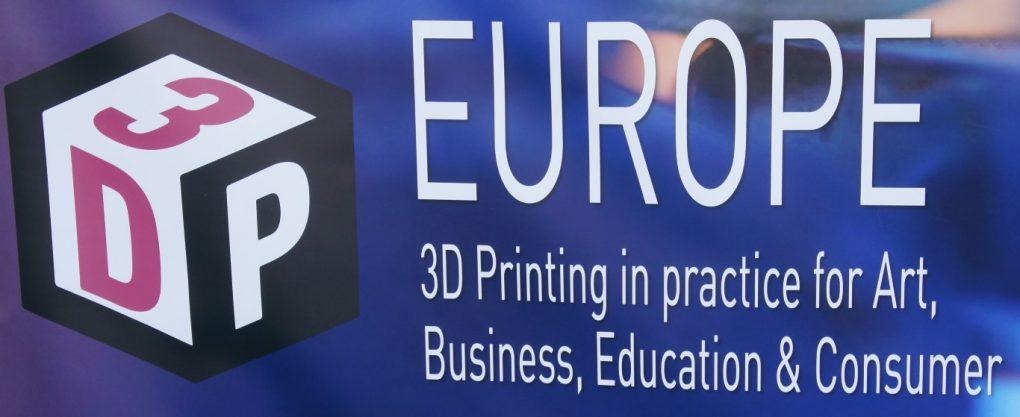 3DP Europe logo