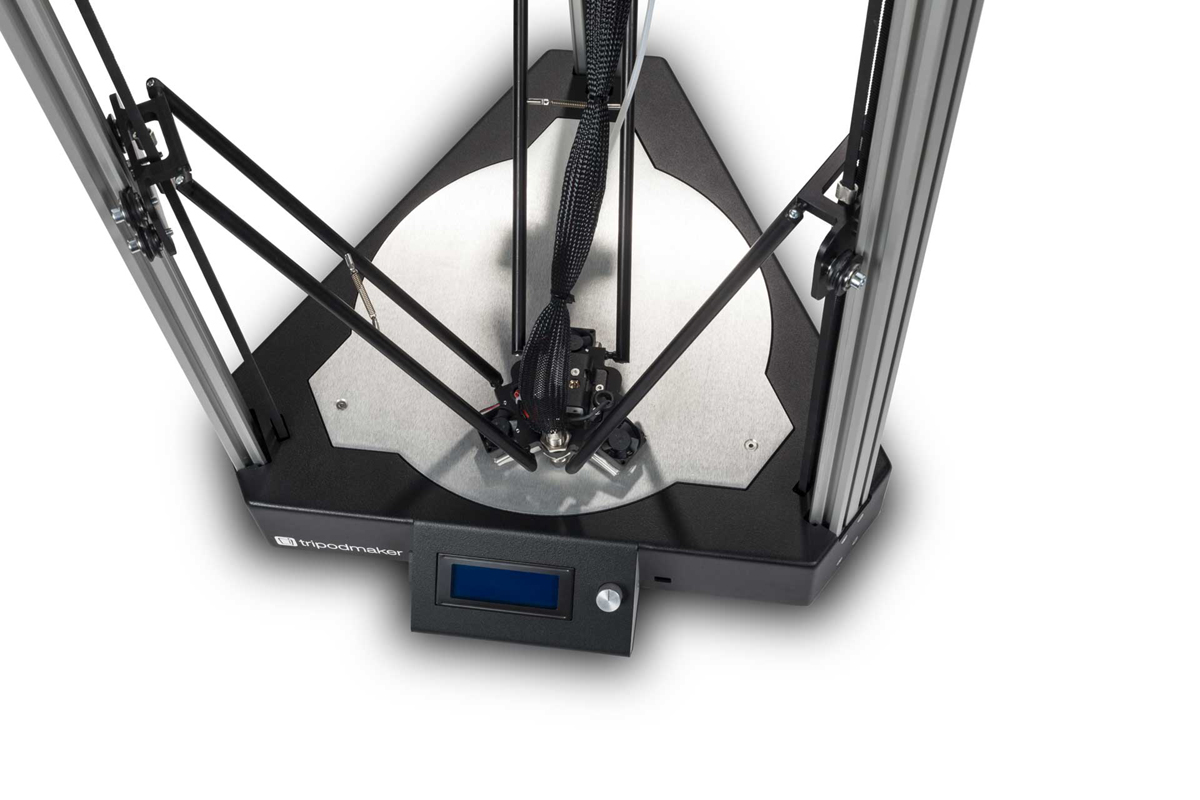 Tripodmaker Review - A Large Delta 3D Printer Put to the Test | 3D