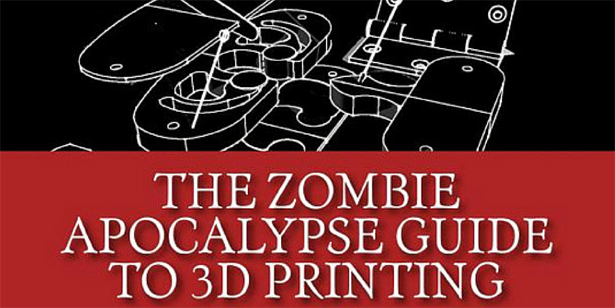 Zombie Apocalype Guide to 3D Printing - Book Review